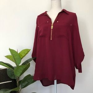 Michael Kors 3/4 Sleeve Tunic